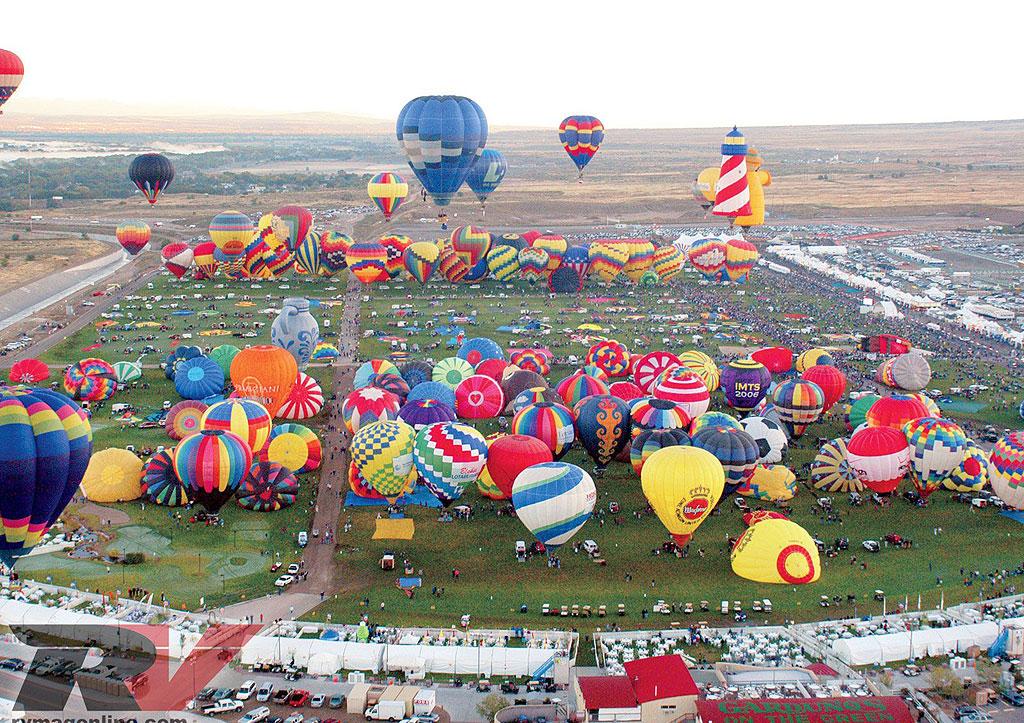 Albuquerque-Balloon-Fiesta-in-New-Mexico